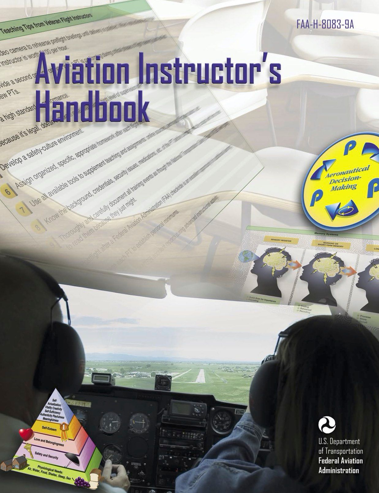 FAA's Aviation Instructor Handbook (FAA-H-8083-9A) Cover